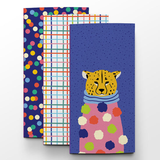 Stripes & Spots Traveler Notebook Collection by Pipsticks