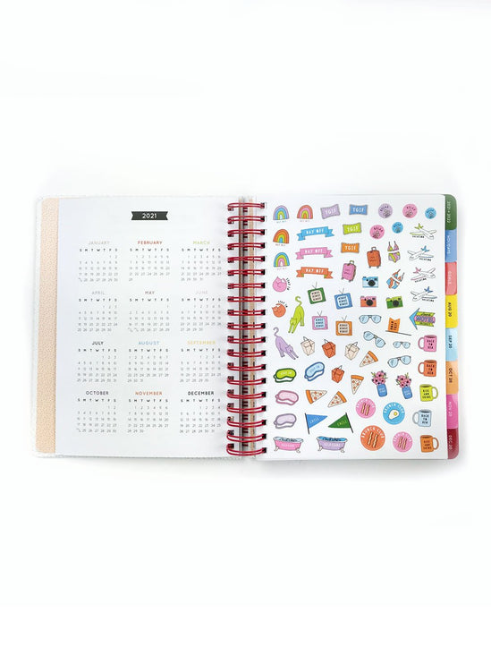 This Is My Song 17-month 2021 Planner