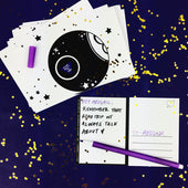 Magic Eight Ball Postcard 20 Pack