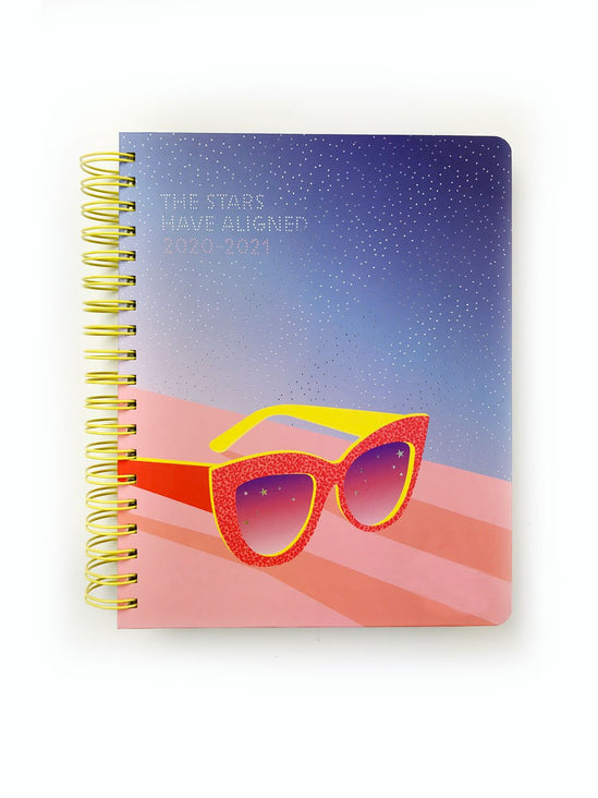 PRE-SALE: The Stars Have Aligned 17-month 2021 Planner