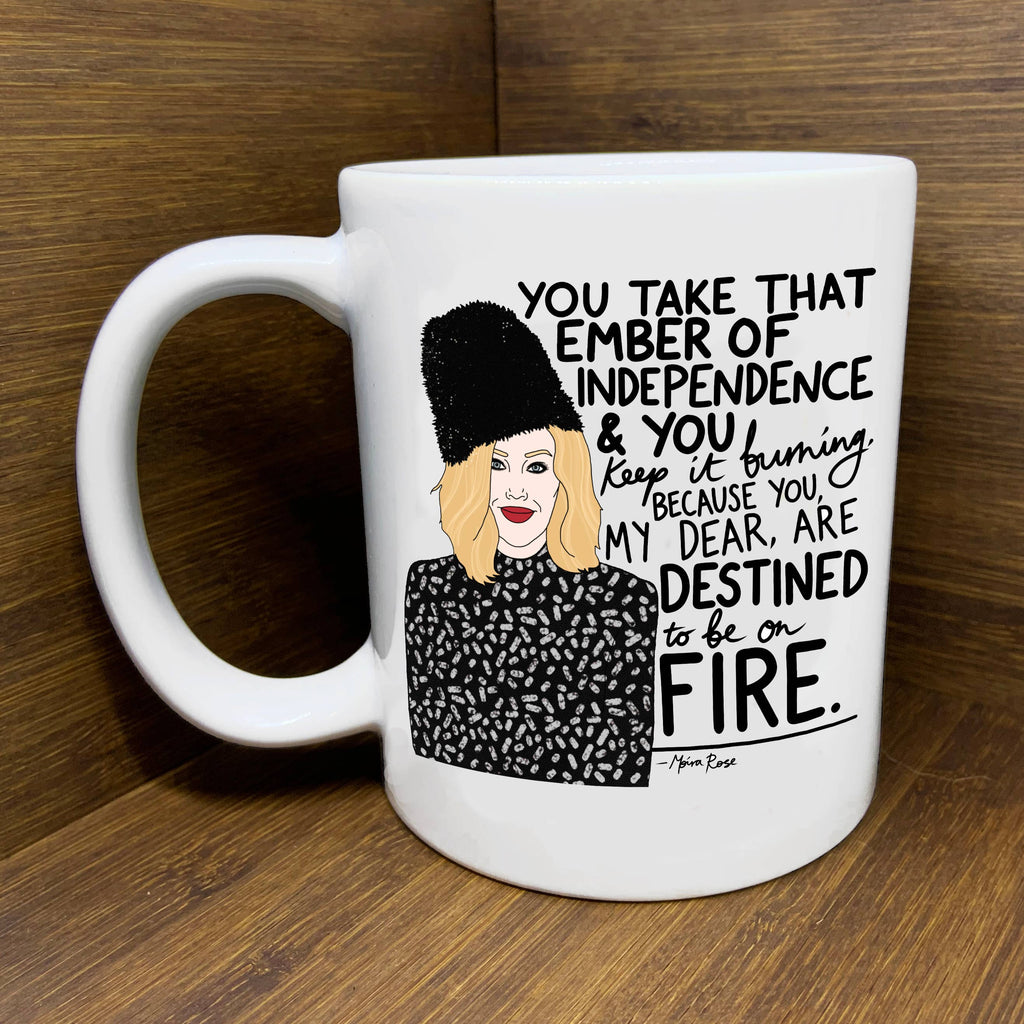 "Moira ""Ember of Independence"" Mug"