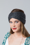 rib stitch pattern headband