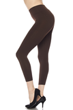 "Curvy seamless 27"" capri leggings"