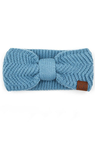 CC herringbone headband