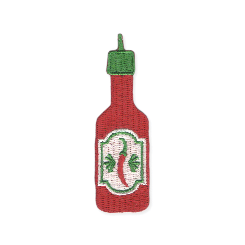 hot sauce patch