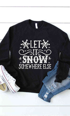 somewhere else sweatshirt