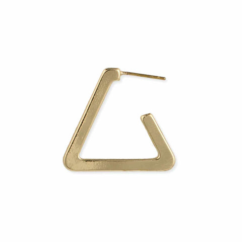 a cute angle earrings