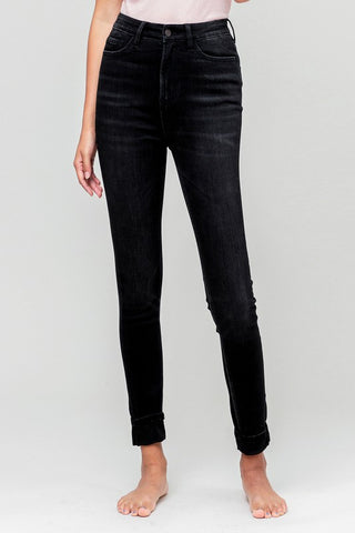 super high skinny jeans