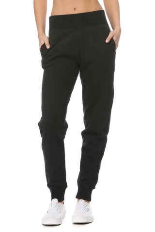 wide band joggers