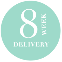 8 week delivery