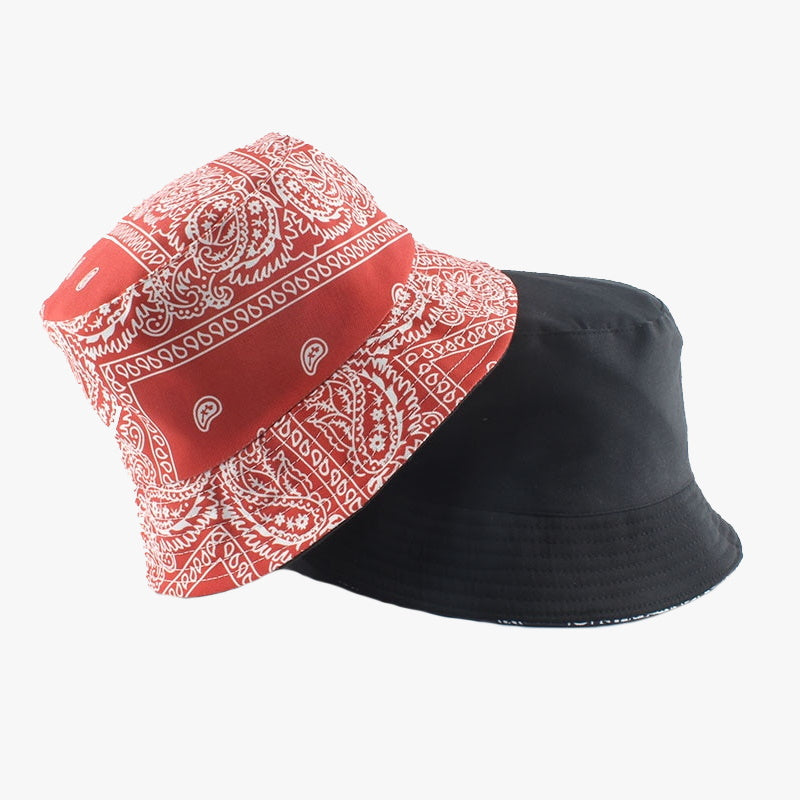 Paisley. Bucket Hat