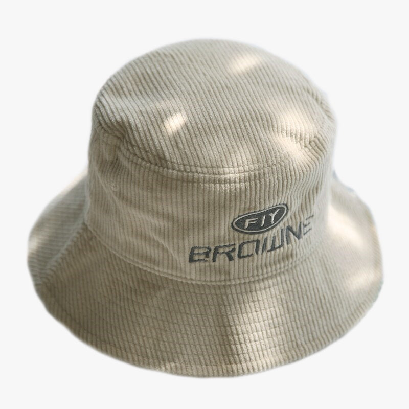 Browne Bucket Hat