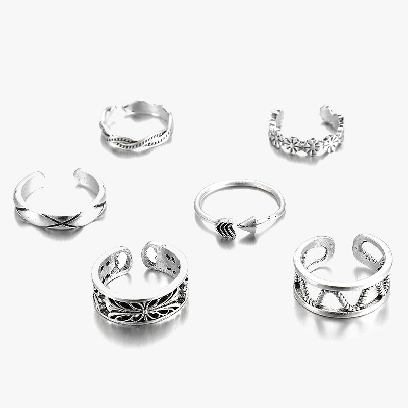 Eternal. Ring Set