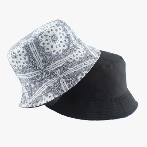 Paisley Bucket Hat