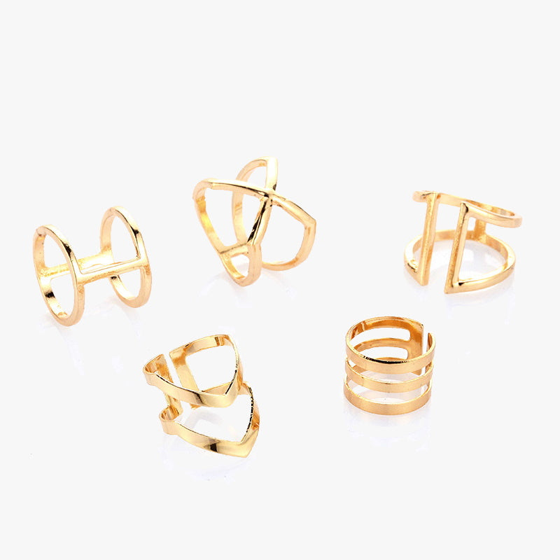 Vigor. Ring Set
