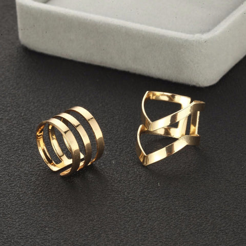 Vigor Ring Set