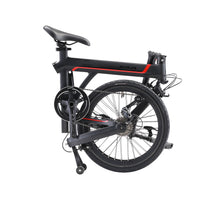 Load image into Gallery viewer, SAVA Carbon fiber Folding Bike 20 inch Carbon Bicycle Single Arm Folding Bike SHIMANO SORA 9 Speed