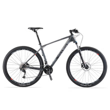 "Load image into Gallery viewer, SAVA DECK2.0 Carbon Mountain bike MTB 26/27.5/29"" wheel size SHIMANO ALTUS M2000 27S"