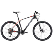 "Load image into Gallery viewer, SAVA DECK1.0 Carbon Mountain bike MTB 26/27.5/29"" wheel XC MTB With 3*12 36 Speeds Mountain Bicycle"