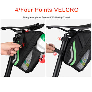 SAVA Saddle Bag Bike Saddle Bag Waterproof Bicycle Saddle Cycling Bag Road bike Saddle alforjas bicicleta sillin bolsa bicicleta