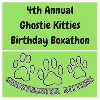 Celebrate cat adoptions, kitten cams, the cat community, the Ghostbuster...