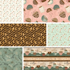 Here is a preview of the fabrics we are using in 2019,...