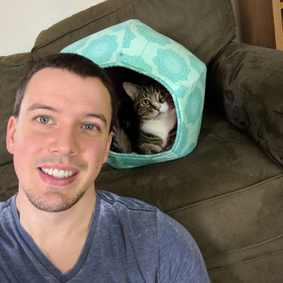 Cat Ball Video Product Review