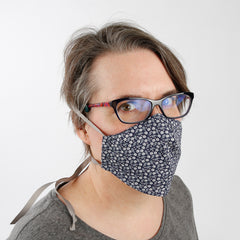 Our nose dart style face mask has a fully adjustable...