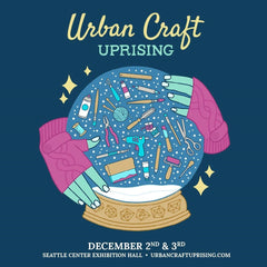 Urban Craft Uprising is one of the biggest shows we...