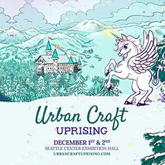 The Cat Ball will be at Urban Craft Uprising, Seattle's largest...
