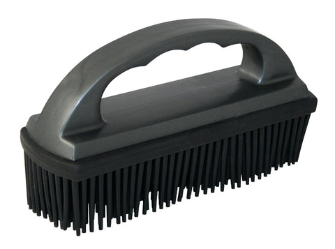 The Carrand brush is good for removing cat hair and lint