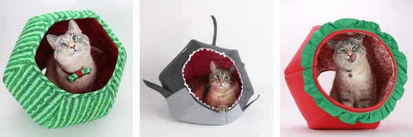 Popular Cat Ball bed styles