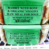 Natural Pet Pantry raw dog food is made in the Seattle, Washington area