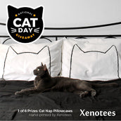 National Cat Day - Xenotees