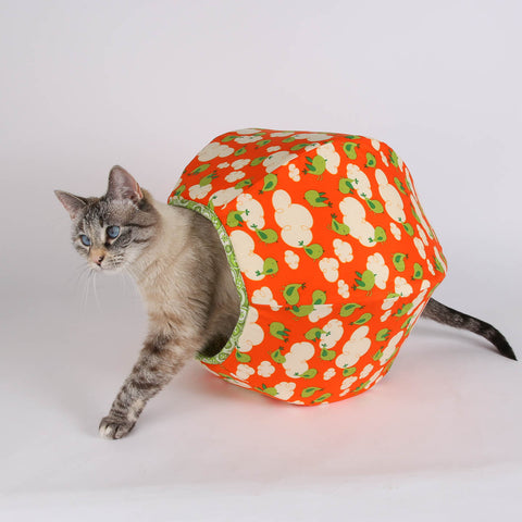 The mini size Cat Ball is good for pets under 9 pounds