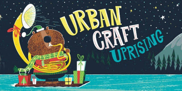 Urban Craft Uprising is Seattle's largest indie arts and crafts show