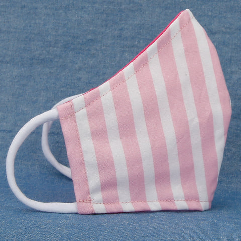 Stripe - Pink/White