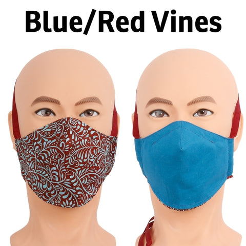 Blue/Red Vines