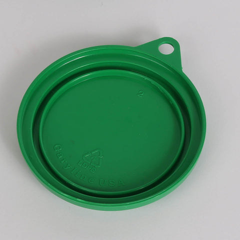 Keep your canned food fresh with this reusable 3 step canned food lid