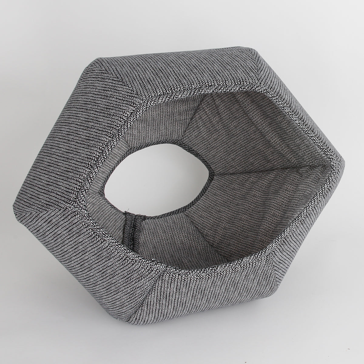 Our Hexagonal Cat · The Cat Ball® Cat Bed Is A Modern Cat Bed Design.