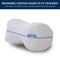 Leg Cushion 2019top Legacy Leg Cushion for Back, Hips, Legs & Knee Support Wedge G90531