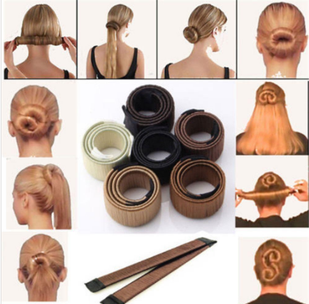 Magic Hair Bun Maker - Direct Dropship