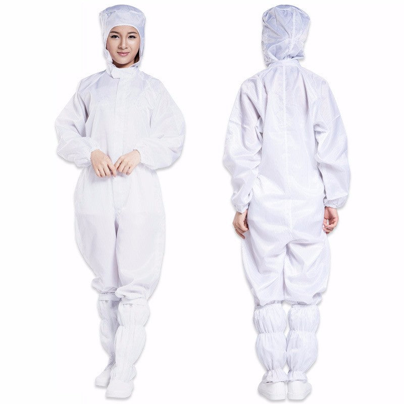Dust-free electrostatic dust-proof protective clothing - Direct Dropship