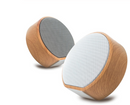 Mini Wood Bluetooth Speaker Portable Outdoor Wireless Support AUX TF - Direct Dropship