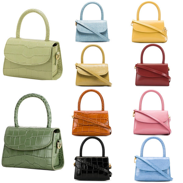 Fashionable leather handbags - Direct Dropship