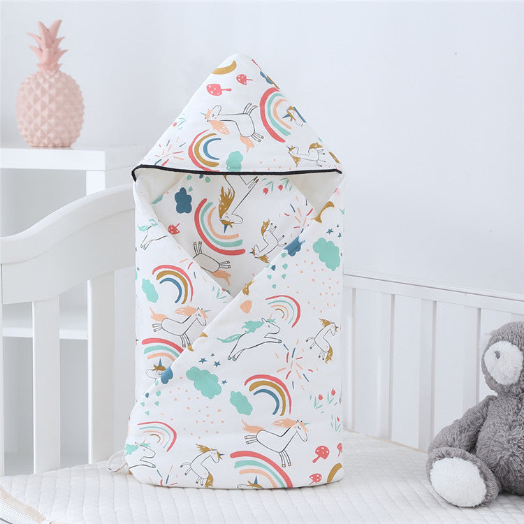 Pure cotton blanket for newborn baby quilt - Direct Dropship