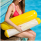 Inflatable Swimming Pool Chair Floating Bed Lounger - Direct Dropship