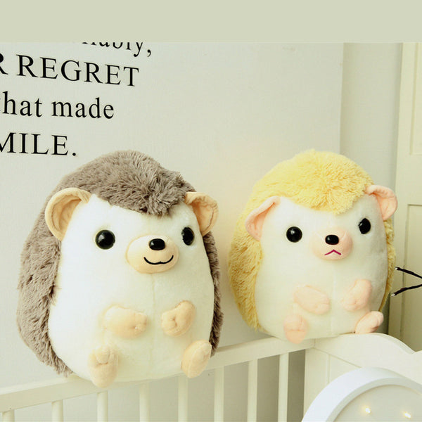 Cartoon forest hedgehog doll - Direct Dropship