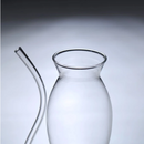Transparent borosilicate glass (340ML) - Direct Dropship