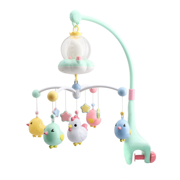 Baby bedside bell with light - Direct Dropship
